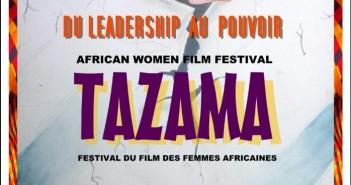 Affiche Festival Tazama