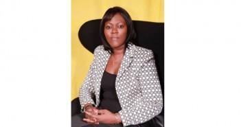 Eve Ndinga, fondatrice de l'agence NOBA
