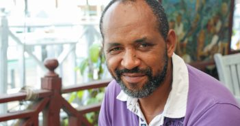 Wilfrid Massamba. Photo: Yohan Freddy
