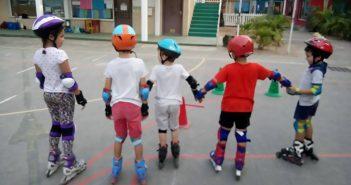 roller club pour enfants PNR