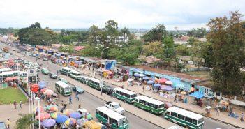 quartier Moukounzi Congo