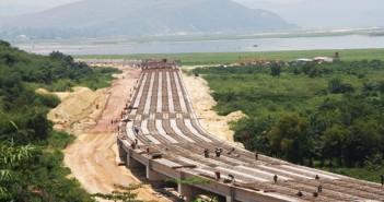Infrastructures : les travaux de la route de la Corniche sud en bordures du fleuve Congo démarrent