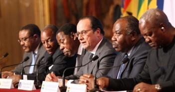 François Hollande cop21