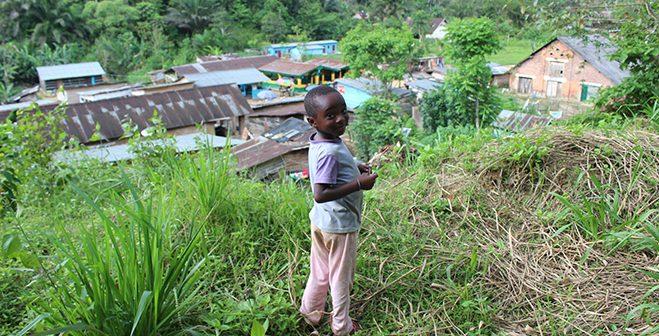 Dimonika, un village en or