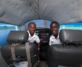 Dany et Ilithe, passion pilote