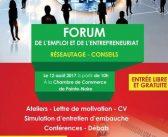 Le forum de l'emploi et de l'entreprenariat arrive à Pointe-Noire