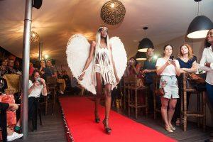 défilé de mode ethnik angels