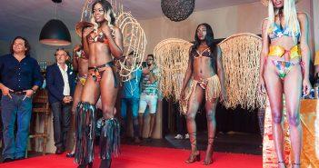"""""""Ethnik angels"""", le défilé de mode par BtoB"""