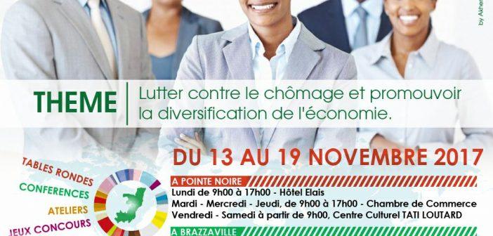 Lancement de la Semaine Mondiale de l'Entrepreneuriat au Congo