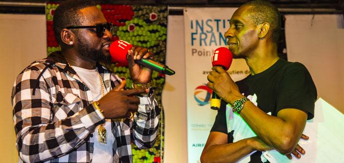"""L'émission """"Couleurs tropicales"""" donne la parole à la jeunesse du Congo"""